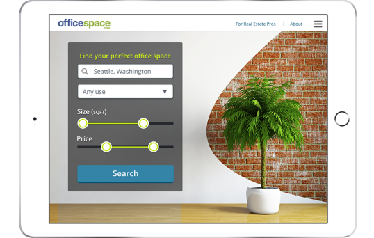 OfficeSpace.com Elevates Technology Standards of CRE Industry with a New Mobile Website